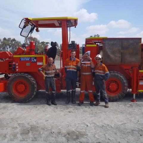 Equipment and operator hire, Bendigo